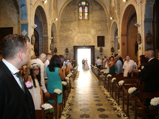 Le mariage de Charles et Camille à Uchaux, Vaucluse 36