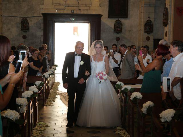 Le mariage de Charles et Camille à Uchaux, Vaucluse 37