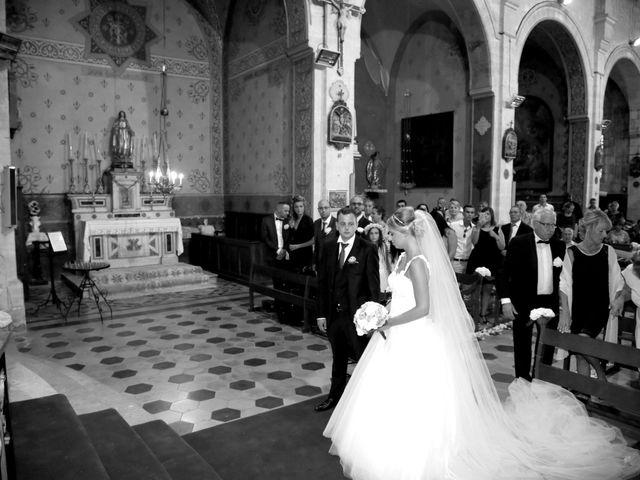 Le mariage de Charles et Camille à Uchaux, Vaucluse 40