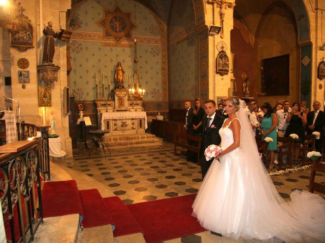 Le mariage de Charles et Camille à Uchaux, Vaucluse 41