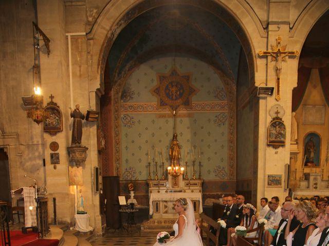 Le mariage de Charles et Camille à Uchaux, Vaucluse 42