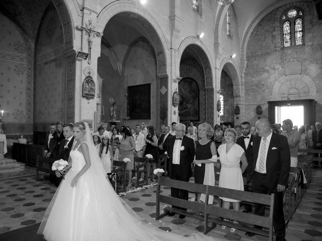 Le mariage de Charles et Camille à Uchaux, Vaucluse 43
