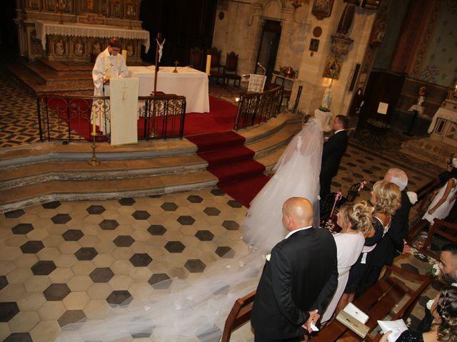 Le mariage de Charles et Camille à Uchaux, Vaucluse 44