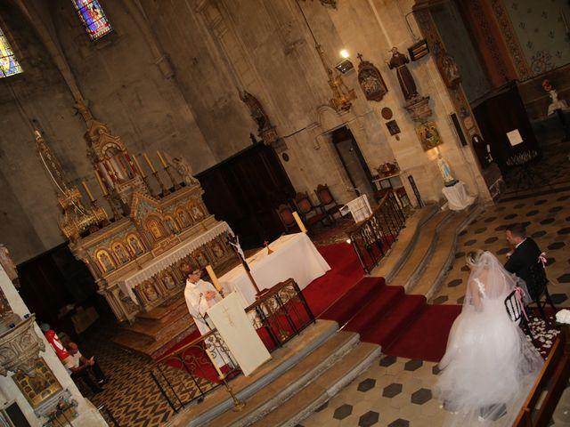 Le mariage de Charles et Camille à Uchaux, Vaucluse 46