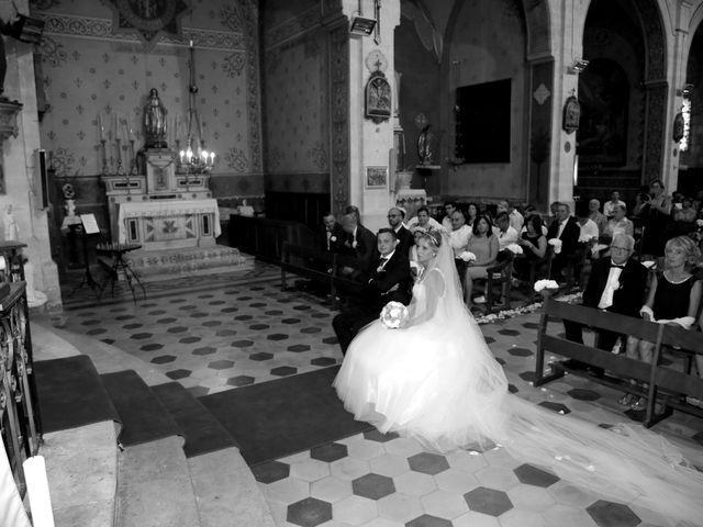 Le mariage de Charles et Camille à Uchaux, Vaucluse 47