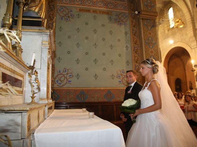 Le mariage de Charles et Camille à Uchaux, Vaucluse 51