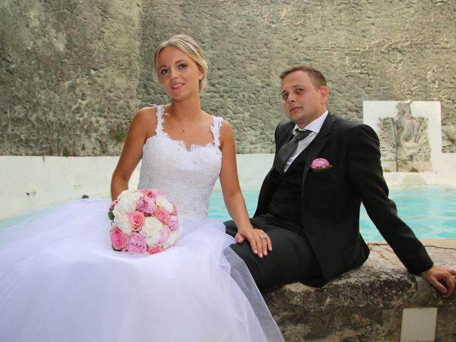 Le mariage de Charles et Camille à Uchaux, Vaucluse 63