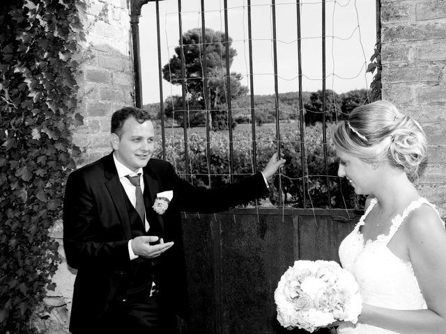 Le mariage de Charles et Camille à Uchaux, Vaucluse 68