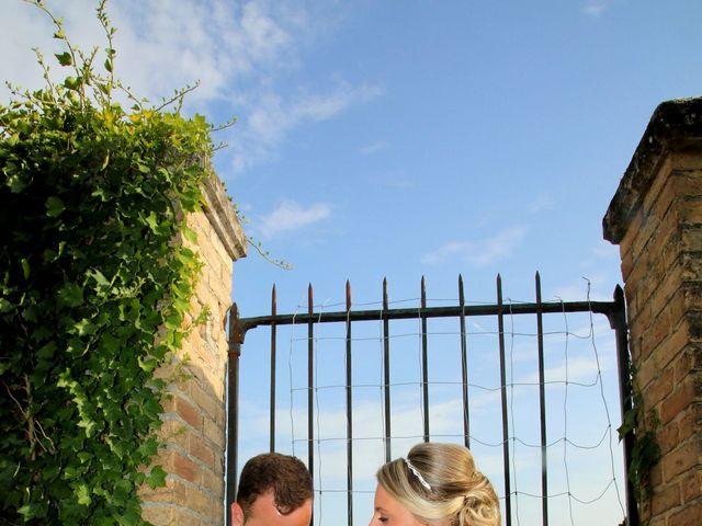 Le mariage de Charles et Camille à Uchaux, Vaucluse 69