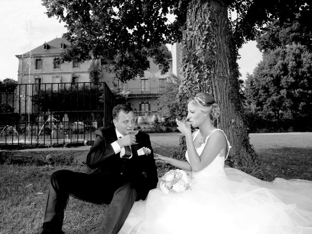 Le mariage de Charles et Camille à Uchaux, Vaucluse 73