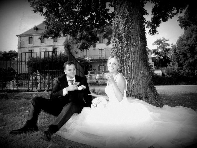 Le mariage de Charles et Camille à Uchaux, Vaucluse 74