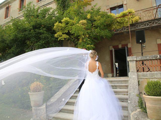 Le mariage de Charles et Camille à Uchaux, Vaucluse 81