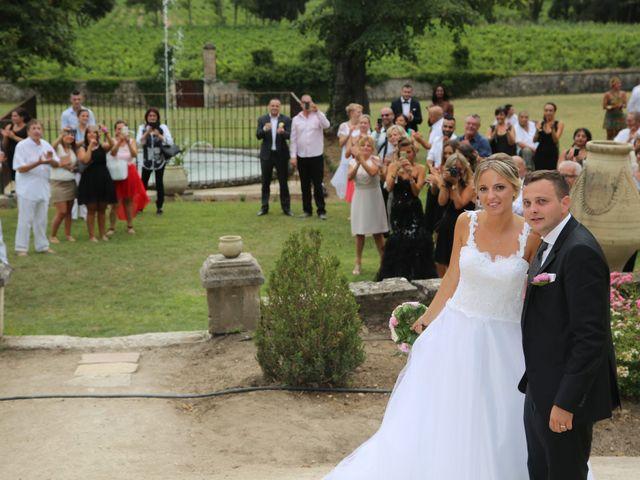 Le mariage de Charles et Camille à Uchaux, Vaucluse 121
