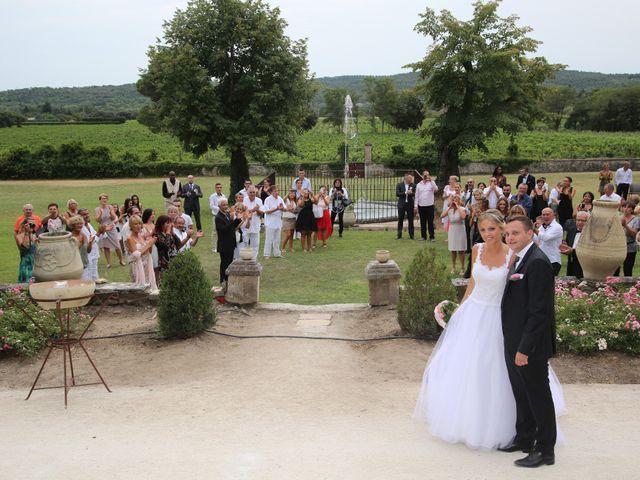 Le mariage de Charles et Camille à Uchaux, Vaucluse 122
