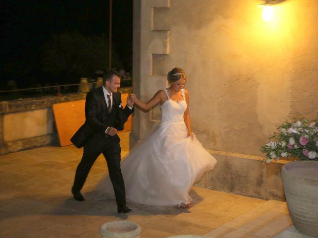 Le mariage de Charles et Camille à Uchaux, Vaucluse 141