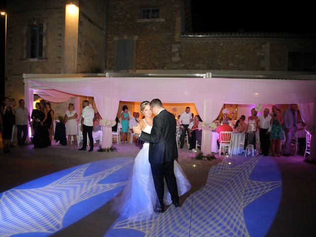 Le mariage de Charles et Camille à Uchaux, Vaucluse 148