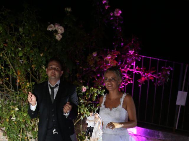 Le mariage de Charles et Camille à Uchaux, Vaucluse 153