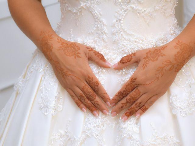 Le mariage de Miloud et Samira à Nîmes, Gard 2