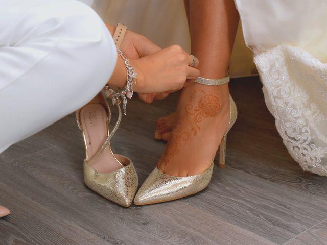Le mariage de Miloud et Samira à Nîmes, Gard 4