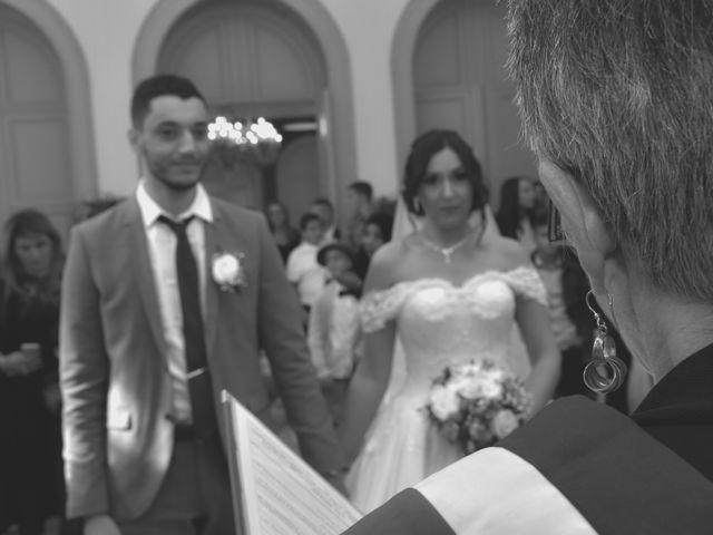Le mariage de Miloud et Samira à Nîmes, Gard 10