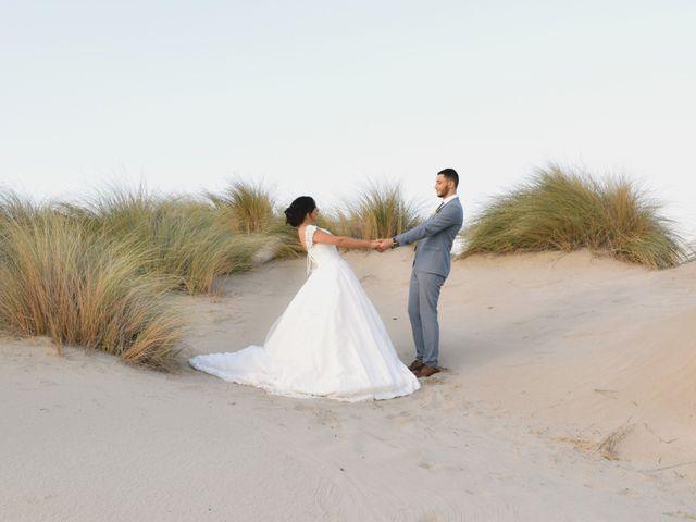 Le mariage de Samira et Miloud