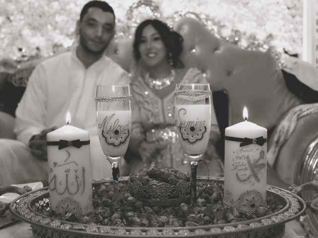 Le mariage de Miloud et Samira à Nîmes, Gard 25