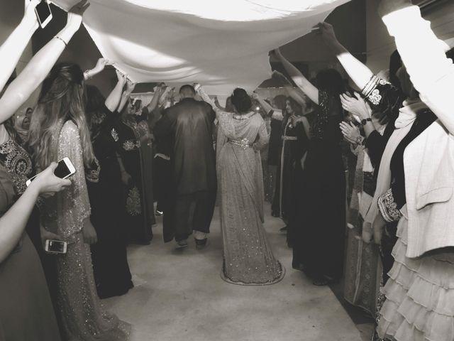Le mariage de Miloud et Samira à Nîmes, Gard 26