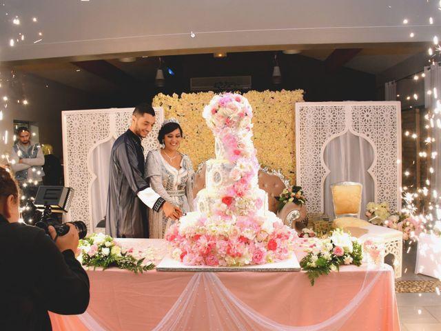 Le mariage de Miloud et Samira à Nîmes, Gard 30