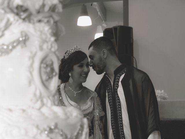 Le mariage de Miloud et Samira à Nîmes, Gard 31