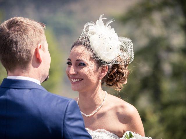 Le mariage de Cédric et Céline à Saint-Étienne-de-Tinée, Alpes-Maritimes 11