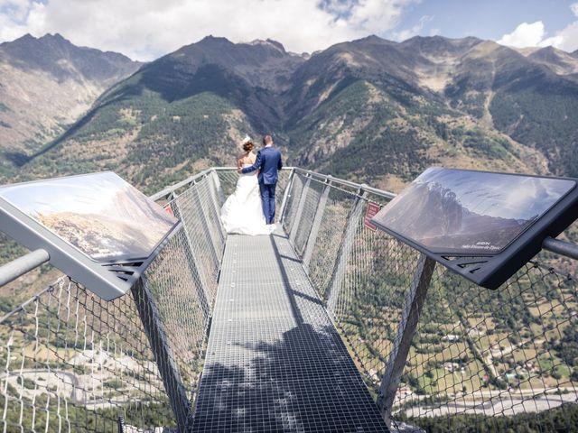 Le mariage de Cédric et Céline à Saint-Étienne-de-Tinée, Alpes-Maritimes 12