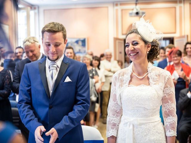 Le mariage de Cédric et Céline à Saint-Étienne-de-Tinée, Alpes-Maritimes 15