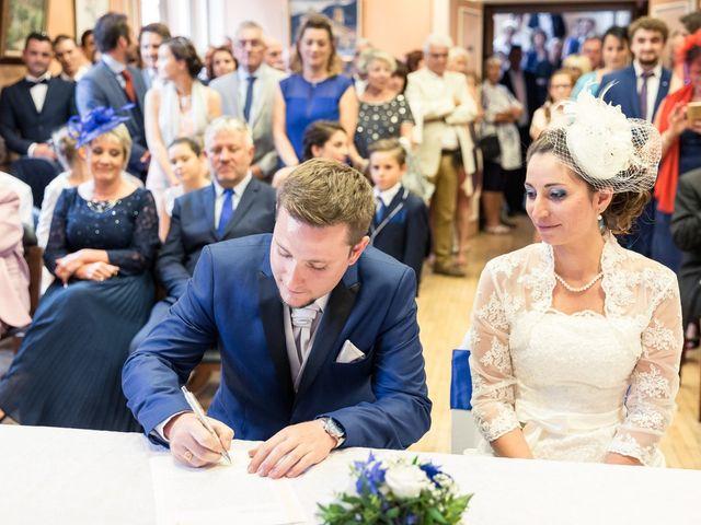 Le mariage de Cédric et Céline à Saint-Étienne-de-Tinée, Alpes-Maritimes 17