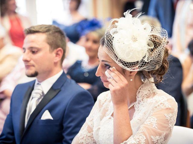 Le mariage de Cédric et Céline à Saint-Étienne-de-Tinée, Alpes-Maritimes 19
