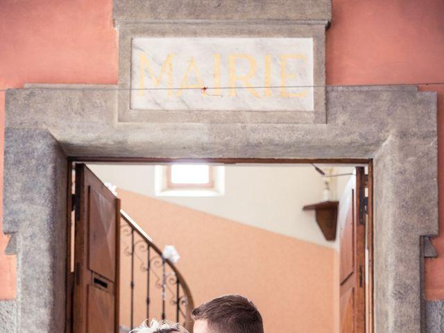 Le mariage de Cédric et Céline à Saint-Étienne-de-Tinée, Alpes-Maritimes 20