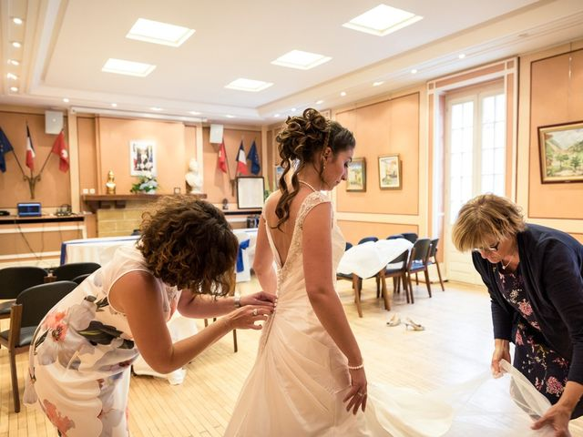 Le mariage de Cédric et Céline à Saint-Étienne-de-Tinée, Alpes-Maritimes 22