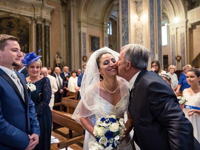 Le mariage de Cédric et Céline à Saint-Étienne-de-Tinée, Alpes-Maritimes 23