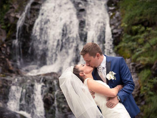 Le mariage de Cédric et Céline à Saint-Étienne-de-Tinée, Alpes-Maritimes 30