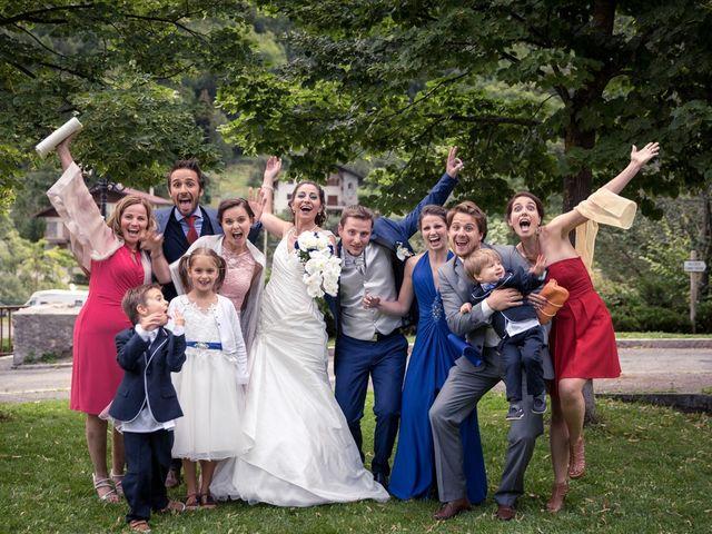 Le mariage de Cédric et Céline à Saint-Étienne-de-Tinée, Alpes-Maritimes 34