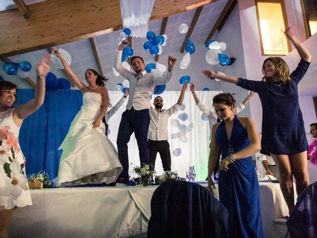 Le mariage de Cédric et Céline à Saint-Étienne-de-Tinée, Alpes-Maritimes 46