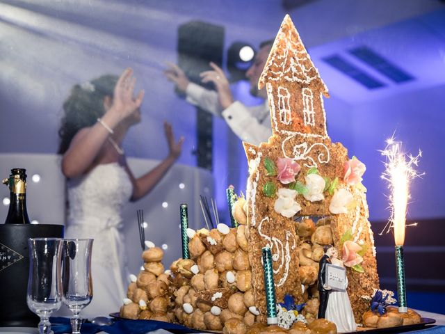 Le mariage de Cédric et Céline à Saint-Étienne-de-Tinée, Alpes-Maritimes 48
