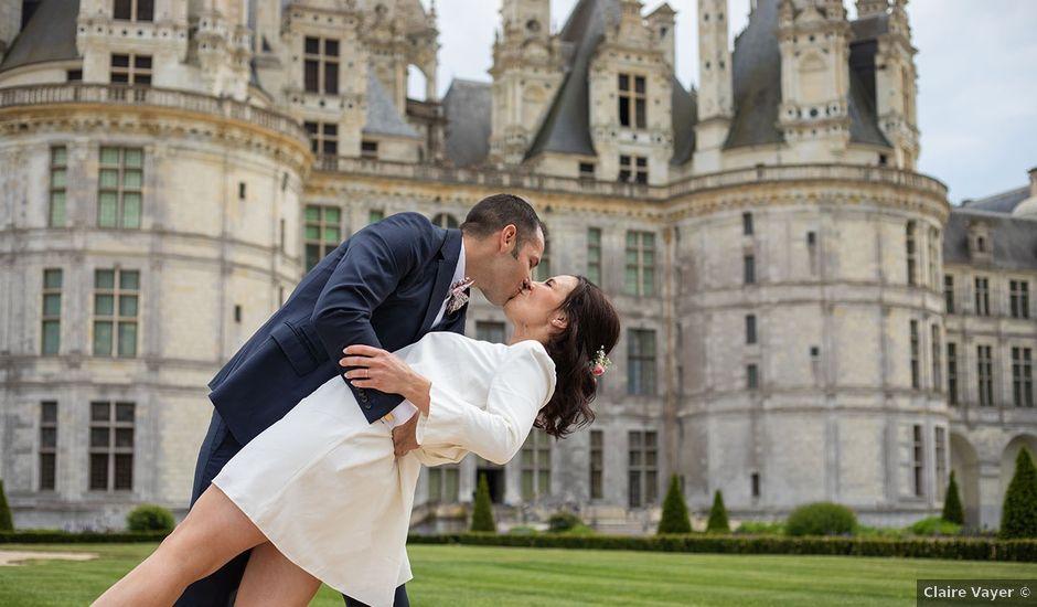 Le mariage de Bastien et Blandine à Chambord, Loir-et-Cher