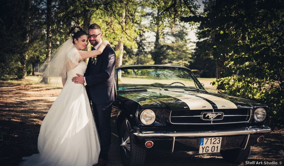 Le mariage de Damien et Solenne à Lyon, Rhône
