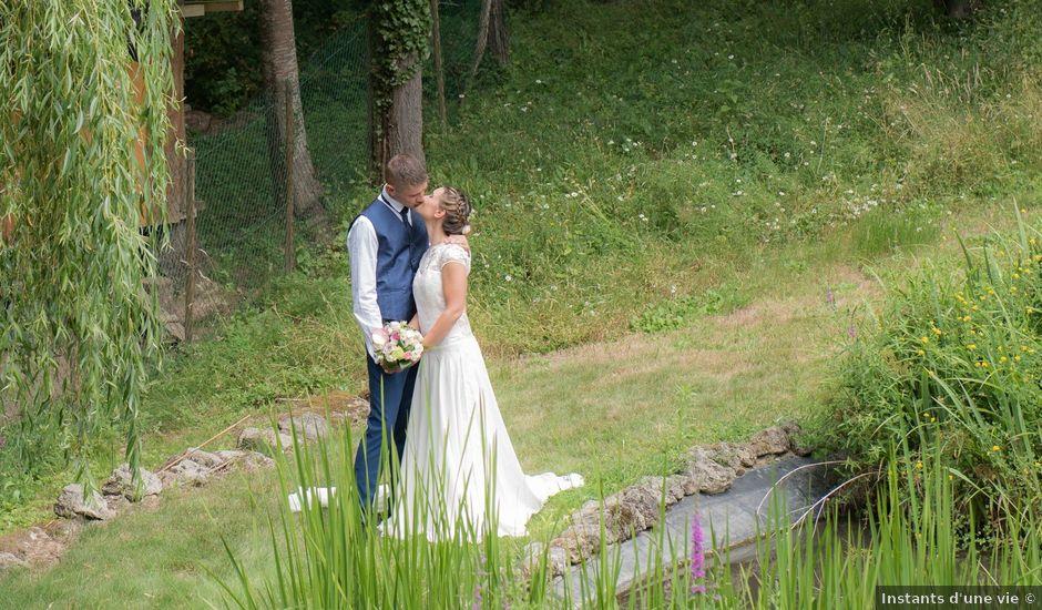 Le mariage de Franck et Charlène à Billom, Puy-de-Dôme