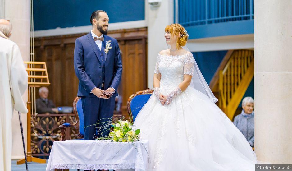 Le mariage de Simon et Léa à La Chapelle-sur-Erdre, Loire Atlantique