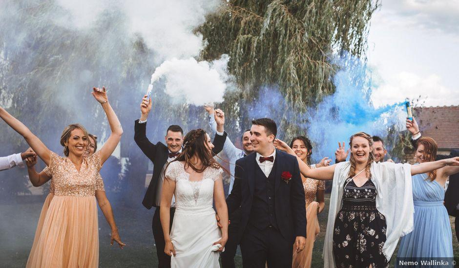 Le mariage de Miguel et Emilie à Cauvicourt, Calvados