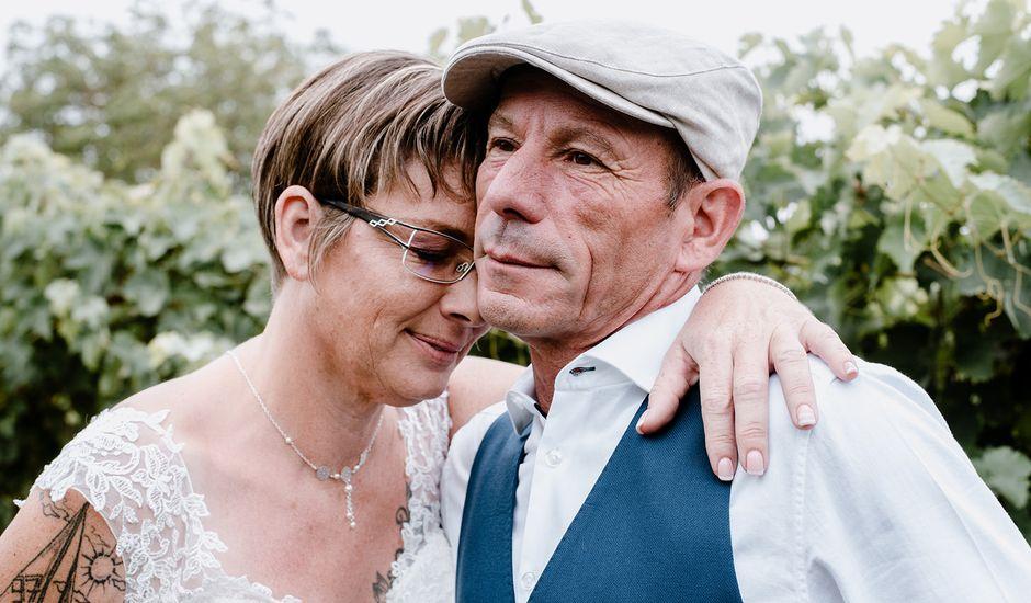 Le mariage de Richard et Nadia à Cherves Richemont, Charente