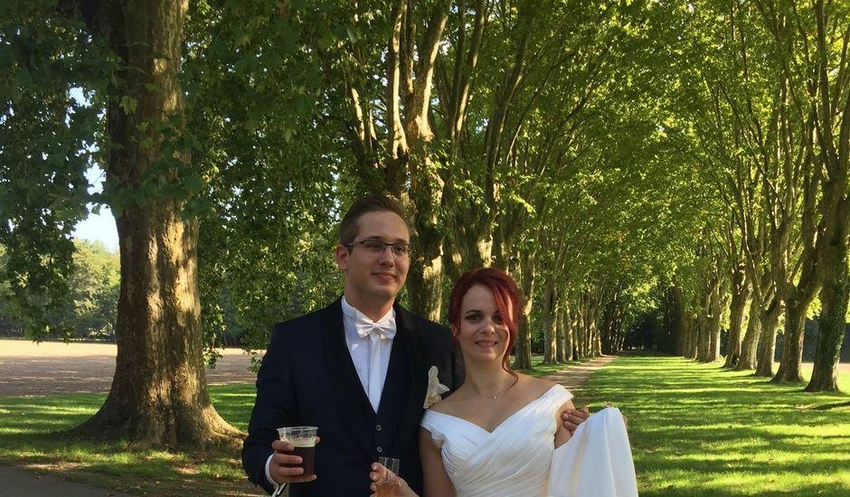 Le mariage de Martial et Ophelie  à Houssen, Haut Rhin