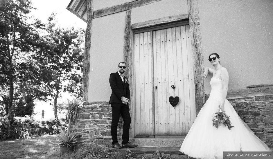 Le mariage de Florian et Aude à Rennes, Ille et Vilaine