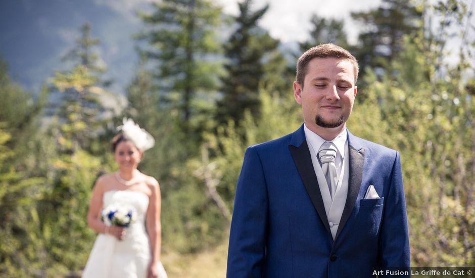 Le mariage de Cédric et Céline à Saint-Étienne-de-Tinée, Alpes-Maritimes